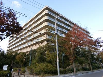 【現地写真】鉄骨コンクリート造 174戸の大型マンションです♪