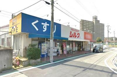 【外観】高倉台 駐車スペース9台付 約232坪!店舗