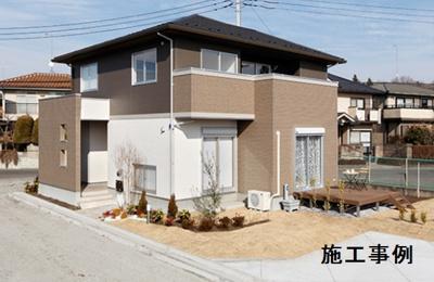 【外観:施工例】■仲介手数料無料■ さいたま北区奈良町5期(2)