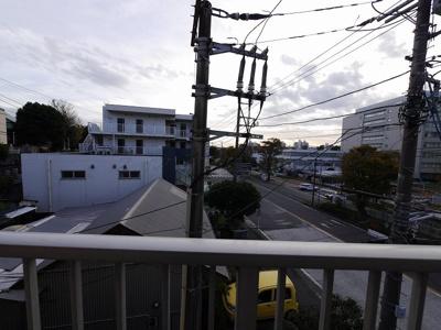 【展望】矢部町不動産ビル(ヤベチョウフドウサンビル)