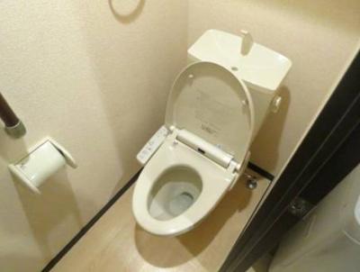 【トイレ】ラピスオリゾン
