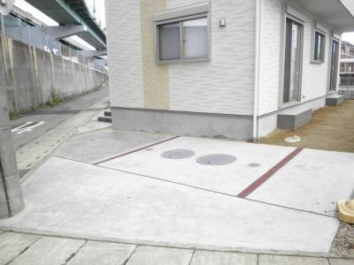 【駐車場】第一豊山町青山東栄全2棟 新栄小学校徒歩4分