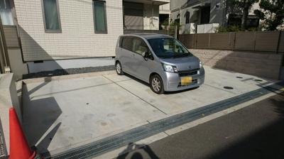 【駐車場】シャンテ桜井