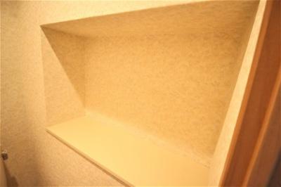 ★トイレ物置スペース★