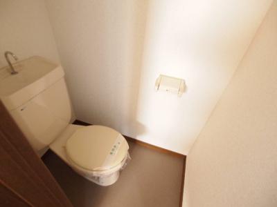 【トイレ】ヒルトップハイム