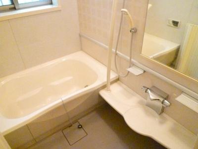【浴室】フレンド