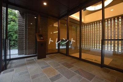 【エントランス】パークコート千代田駿河台ヒルトップレジデンス