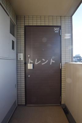 【玄関】プリマヴェーラ小石川
