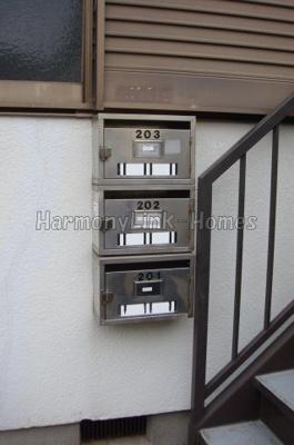 集合郵便受★