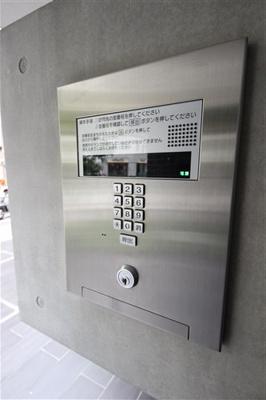 【セキュリティ】フォレステージュ北堀江