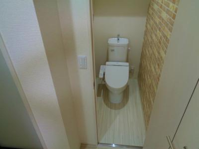 【トイレ】フジパレスソレイユスリー