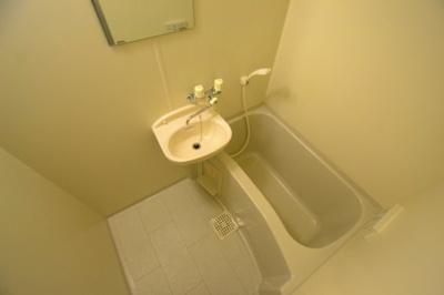 【浴室】こもれび荘