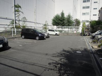 【駐車場】エスポワール八尾陽光園