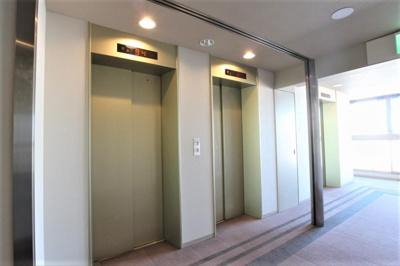 【その他共用部分】ザガーデンタワーズ サンセットタワー 5階 空室 大島1丁目