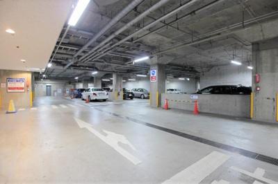 【駐車場】ザガーデンタワーズ サンセットタワー 5階 空室 大島1丁目