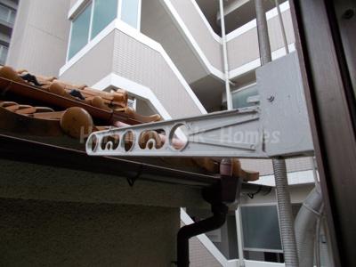 ジュネス千川のバルコニーからの眺め(同一仕様写真)☆
