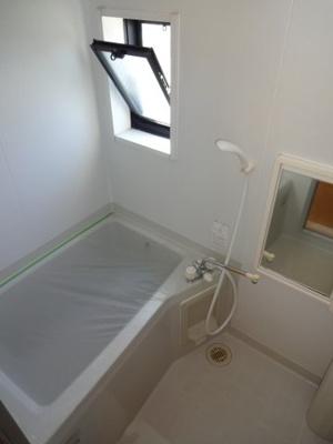 【浴室】鹿の子台ハイツB棟