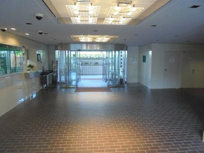 【エントランス】イトーピア住吉 13階部分 角部屋 リノベーション済