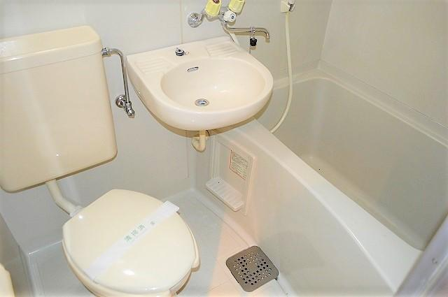 【浴室】サンハイム・シモ