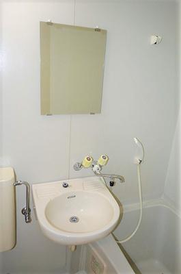 【洗面所】サンハイム・シモ