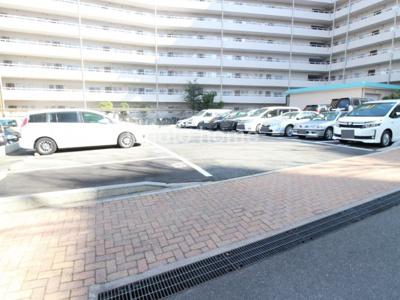 【駐車場】朝日プラザ千里C棟