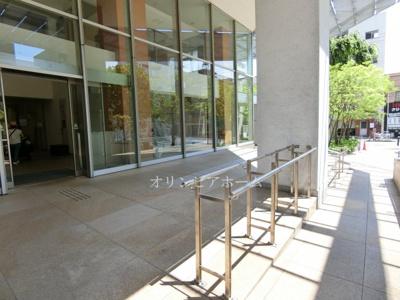 【外観】イーストコモンズ清澄白河セントラルタワー 24F 平成18年築 空室