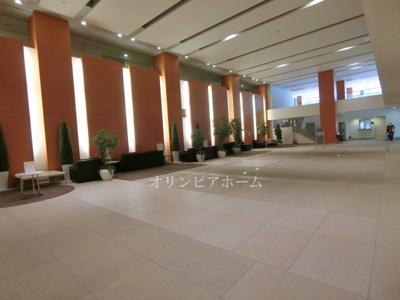 【エントランス】イーストコモンズ清澄白河セントラルタワー 24F 平成18年築 空室