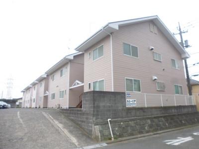 小田急多摩線「栗平」駅より徒歩3分!便利な立地の2階建てアパートです♪スーパーやドラッグストアが近くて便利な住環境です☆