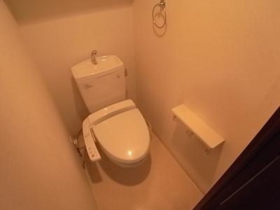 【トイレ】アスヴェルみなと元町OceanFront