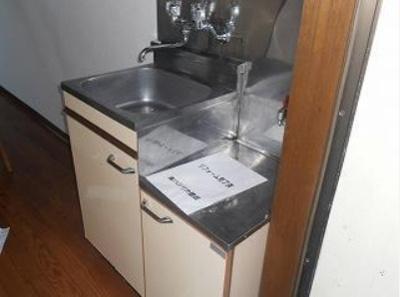 ライフピア沼袋Ⅰのキッチンでお料理をお楽しみください(コンロ設置可)☆