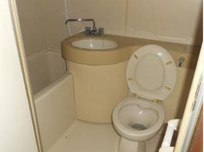 ライフピア沼袋Ⅰのコンパクトで使いやすいお風呂です☆