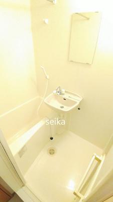 【トイレ】紫陽花