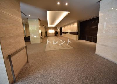 【エントランス】勝どきビュータワー