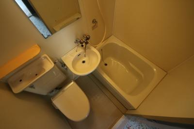 【浴室】六甲グランドライオンズ2