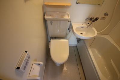 【トイレ】六甲グランドライオンズ2
