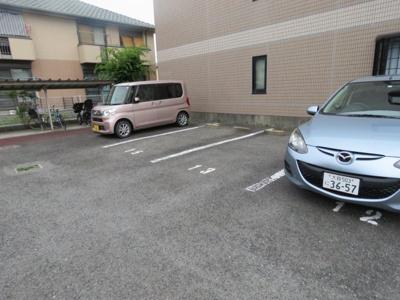 【駐車場】グレース大冠㈱Roots