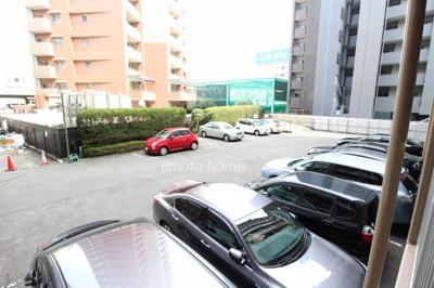 【駐車場】緑地公園グランドコーポ