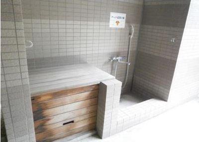パークアクシス青山骨董通りのペット足洗い場