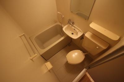 【浴室】ダイアパレス王子公園