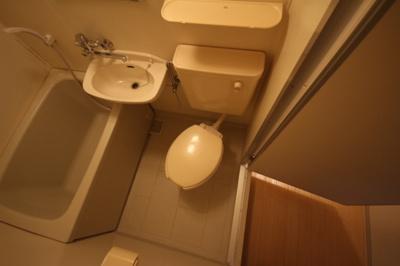 【トイレ】ダイアパレス王子公園