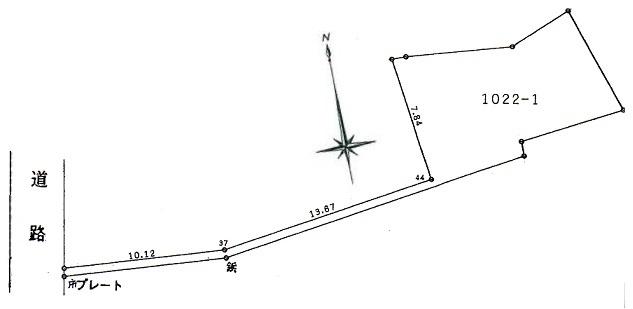 【土地図】城南区友丘1丁目土地