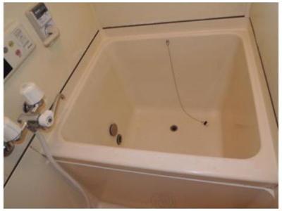 【浴室】レジデンス西田B