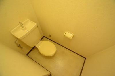 【トイレ】井上ハイム