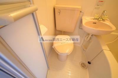 【トイレ】サンキプラザ