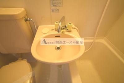 【洗面所】サンキプラザ
