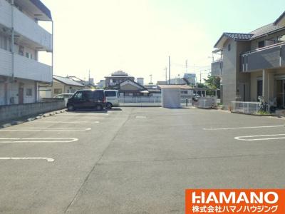 【駐車場】カサ グランデ