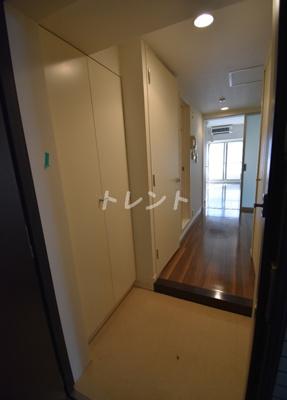 【玄関】プレミアステージ芝公園Ⅱ