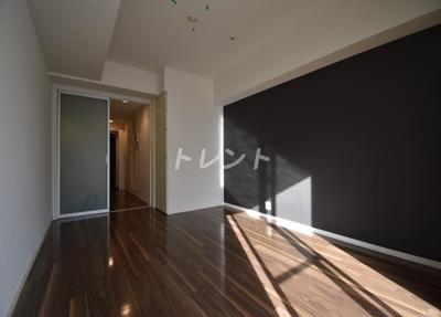 【居間・リビング】プレミアステージ芝公園Ⅱ