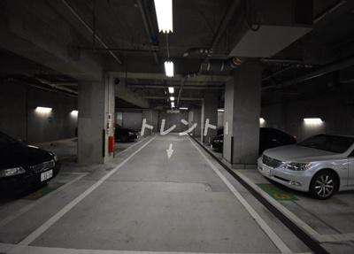 【駐車場】リバーシティ21イーストタワーズⅡ