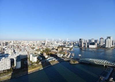 【展望】リバーシティ21イーストタワーズⅡ